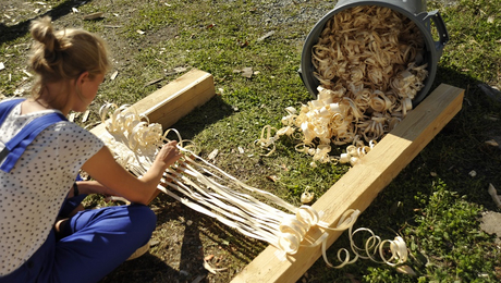Crafting Wood in Trondheim